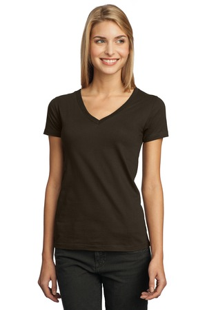 District® DT2170 Juniors Perfect Weight V-Neck Tee