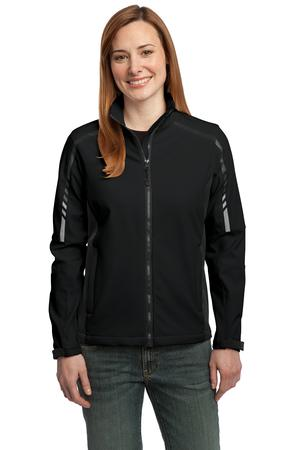 Port Authority® L307 Ladies Embark Soft Shell Jacket