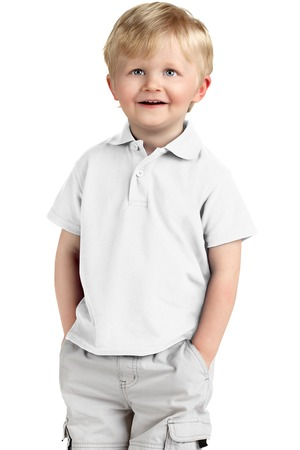 Precious Cargo® CAR500 Silk Touch™ Toddler Polo