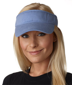 Adams BZ101-Breeze Pigment-Dyed Visor