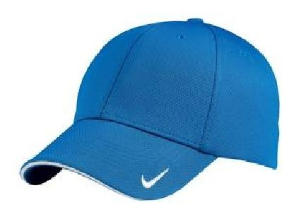 Nike Golf 333115 Dri-FIT Mesh Swoosh Flex Sandwich Cap