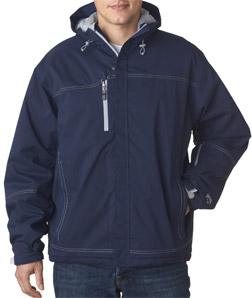 Storm Creek 5720 - Men's Insulated Waterproof/Breathable Parka
