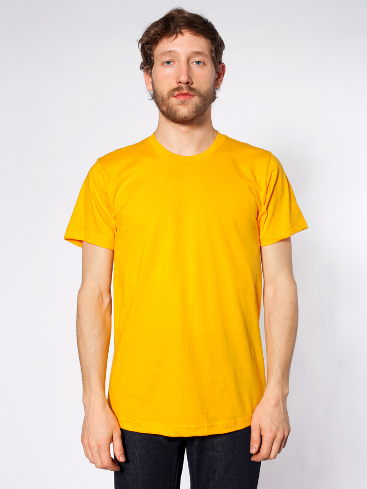 American Apparel 2001 - Men's Fine Jersey Tee