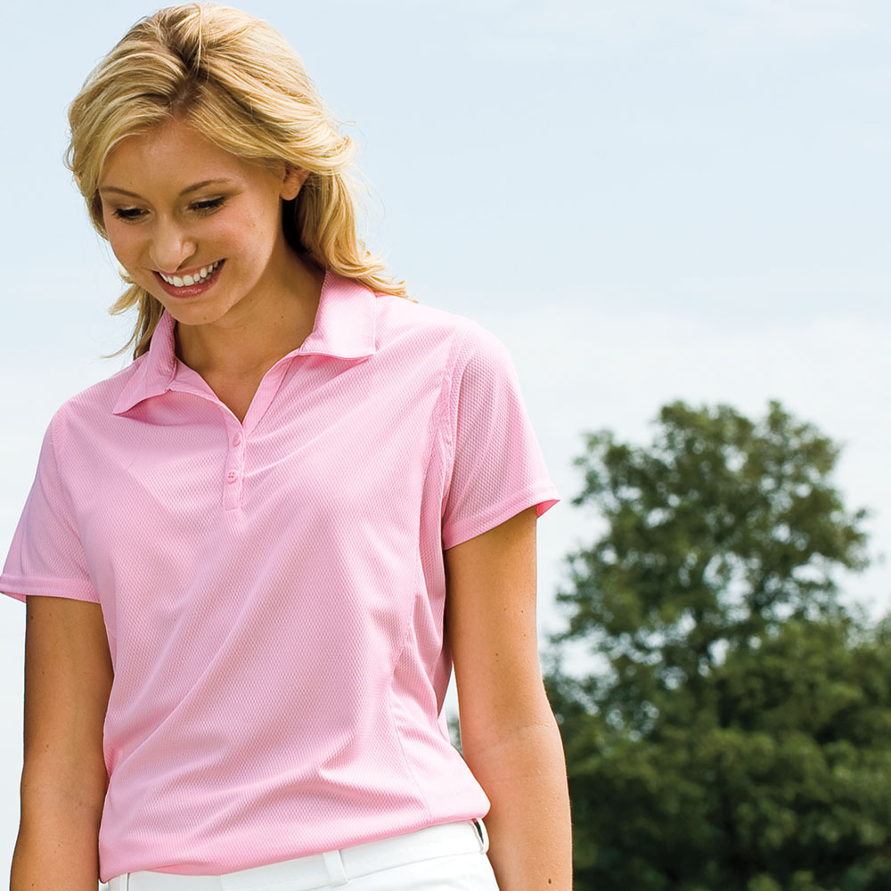 Willow Pointe 2801 - Ladies Willowtec Performance Mesh Sport Shirt