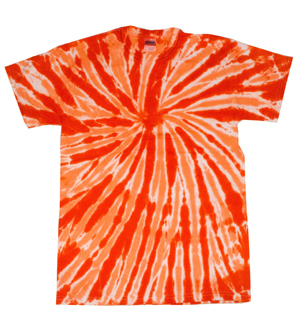 Colortone T1100Y - Twist Tie Dye Youth Tee