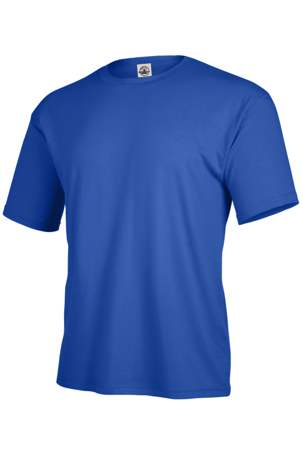 Delta Apparel 19100 - Ringspun Surf T-shirt 5.5 oz