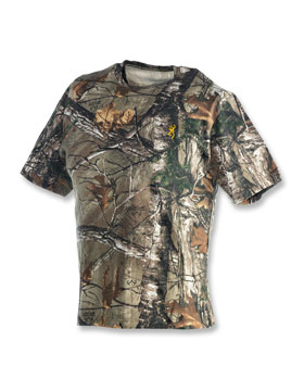 Browning 30170724 - Wasatch Short Sleeve Tee