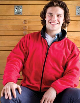 Colorado Clothing CT13010 - Classic Fleece Full Zip Jacket