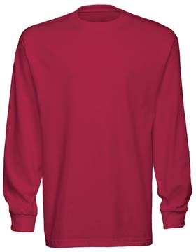 Inner Harbor 4015 - Long Sleeve Pigment Dyed Comfort Tee