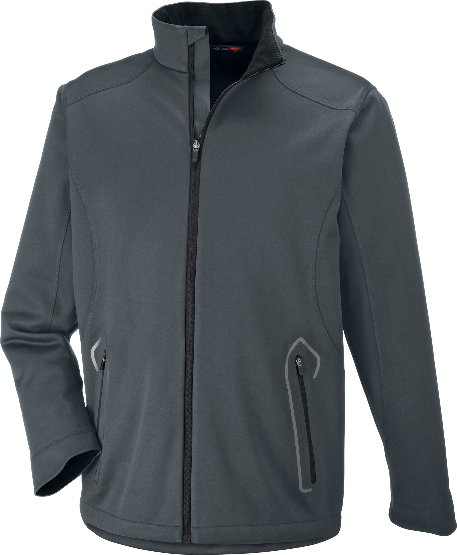 Ash City Soft Shells 88655 - Men's Soft Shell Jacket With Laser Welding