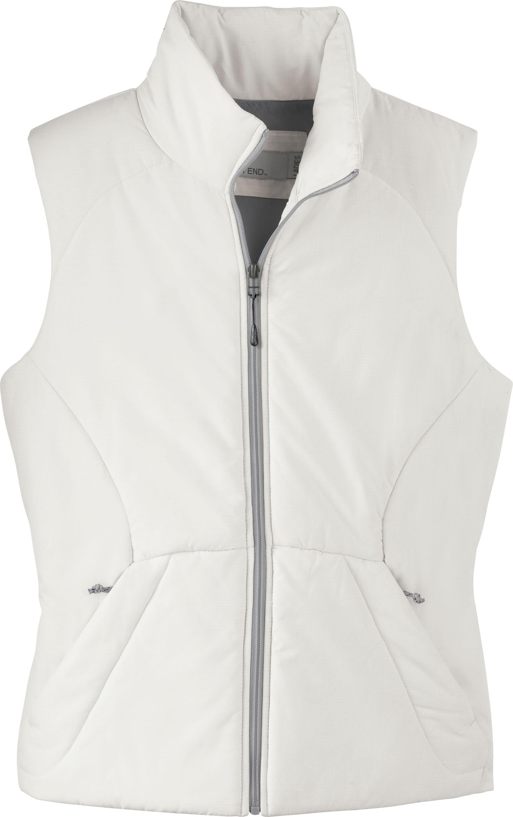 Ash City UTK 1 Warm.Logik 78081 - Ladies' Polyester Ripstop Insulated Vest