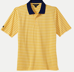 Brooks Brothers BR2109 Uneven Bar系列条纹汗衫Polo T恤