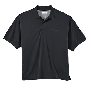 Columbia 110117 Men's Perfect Cast Polo-Left Chest Logo