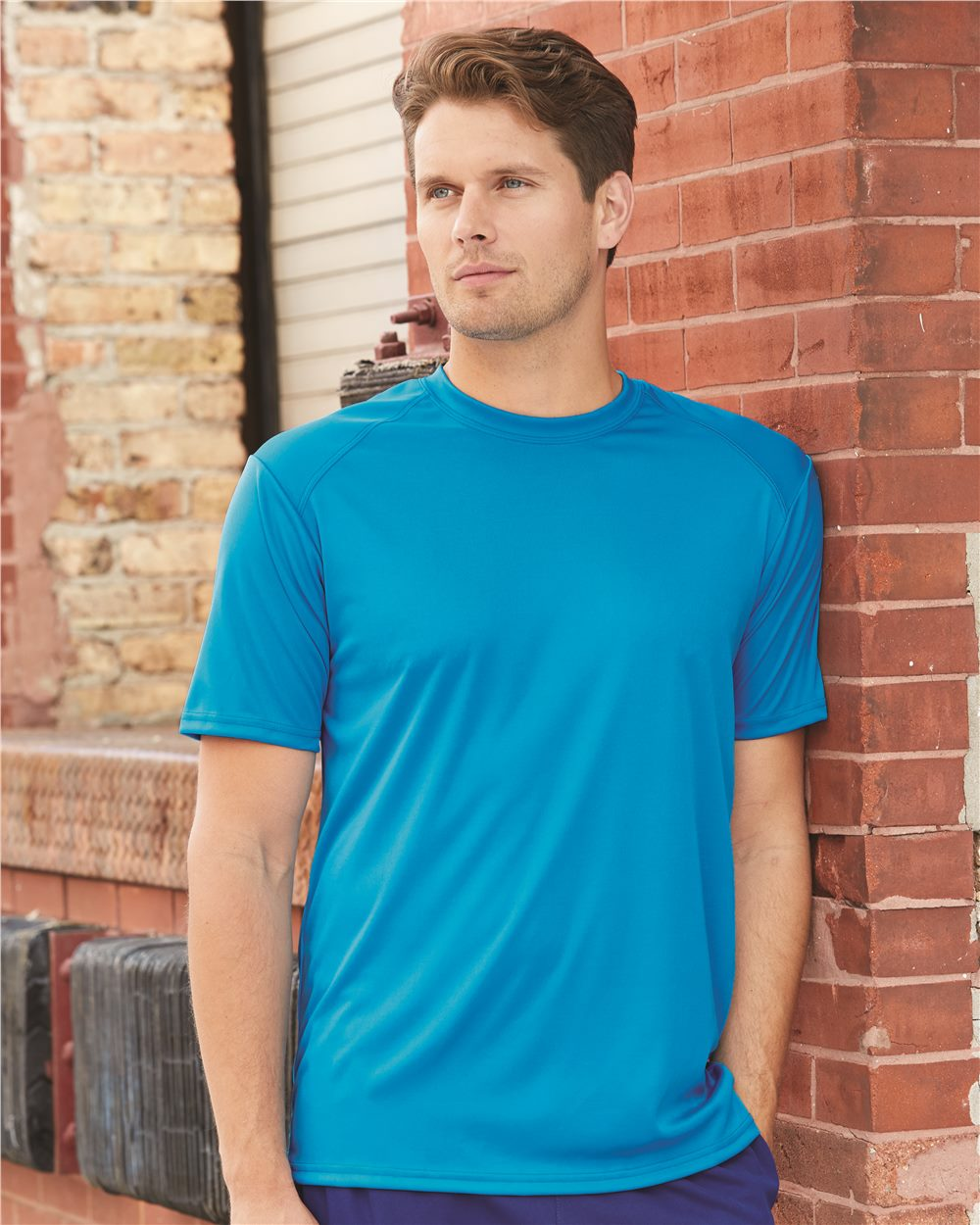 Badger Sport 4120 B-Core T-Shirt with Sport Shoulders