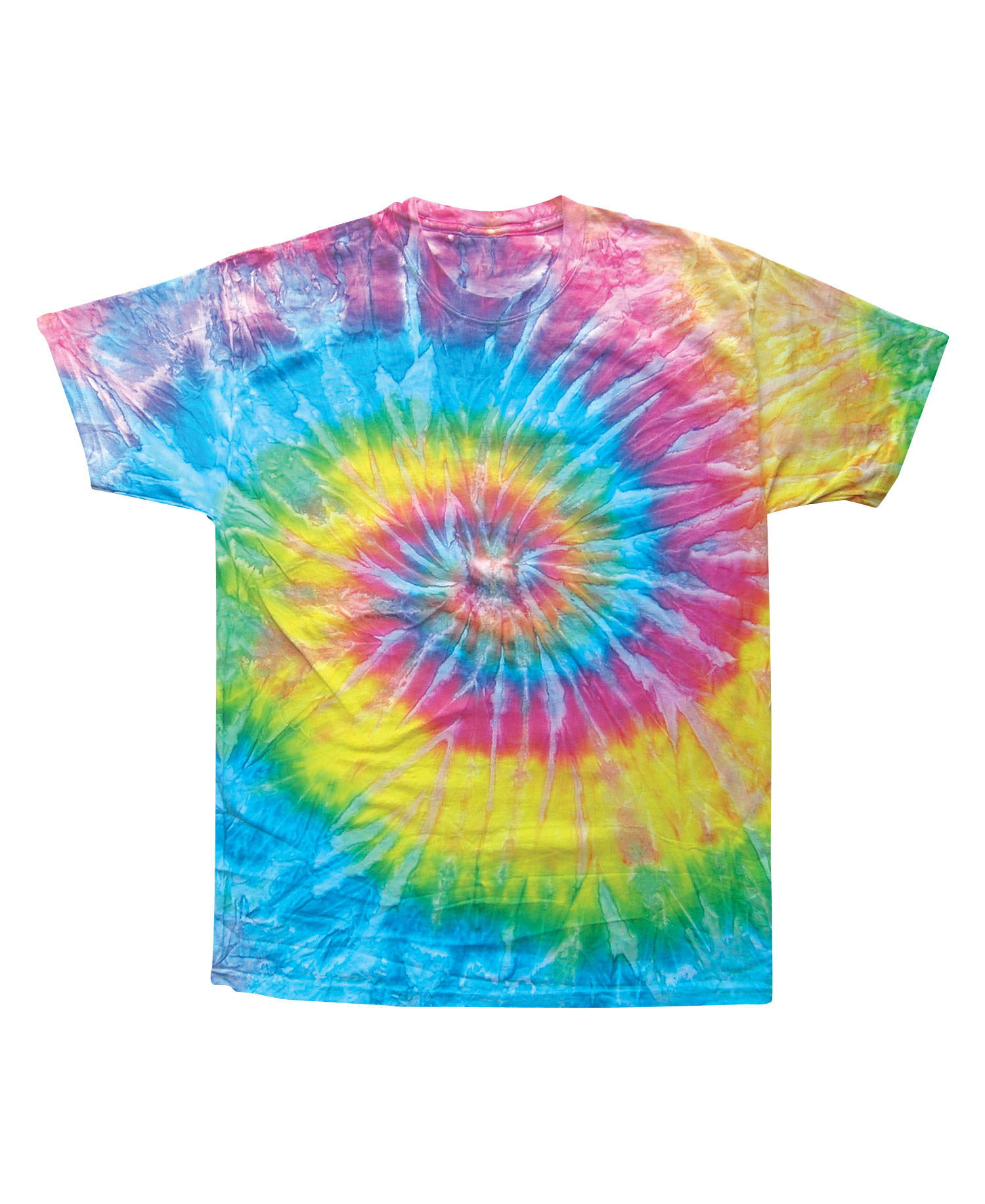 Colortone - T915P  Youth Saturn Tie Dye Tee