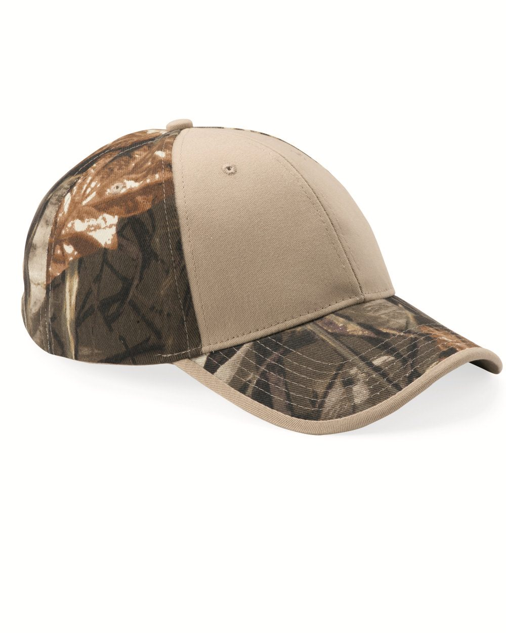 KATI LC102 Solid Front Camouflage Cap