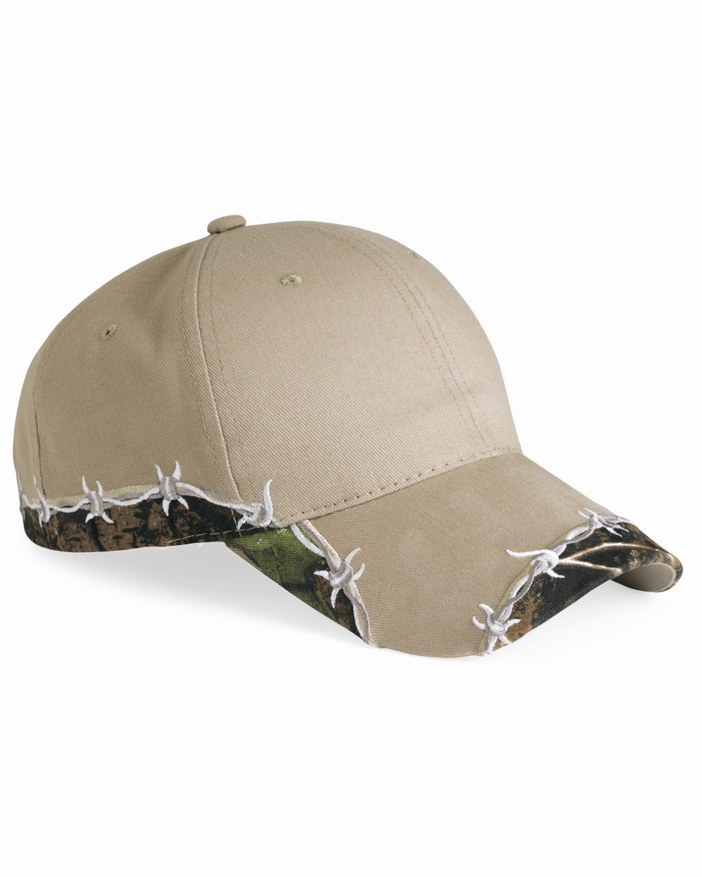 Outdoor Cap BRB605-Barbed Wire Camo Cap