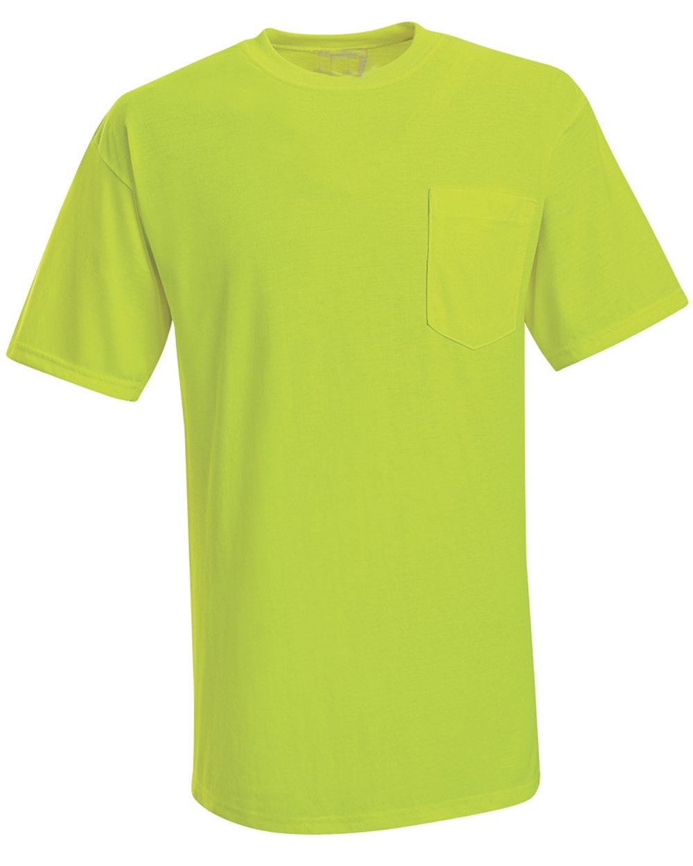 Red Kap Industrial SYO6 Enhanced Visibility T-Shirt with a Pocket