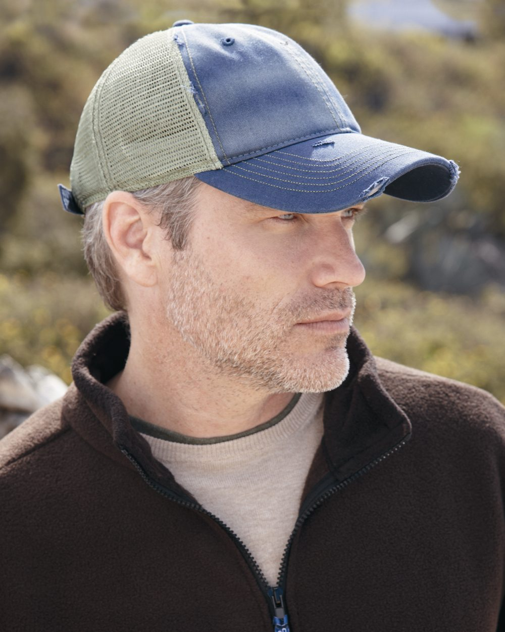 Sportsman 3150-Bounty Dirty Washed Mesh Cap
