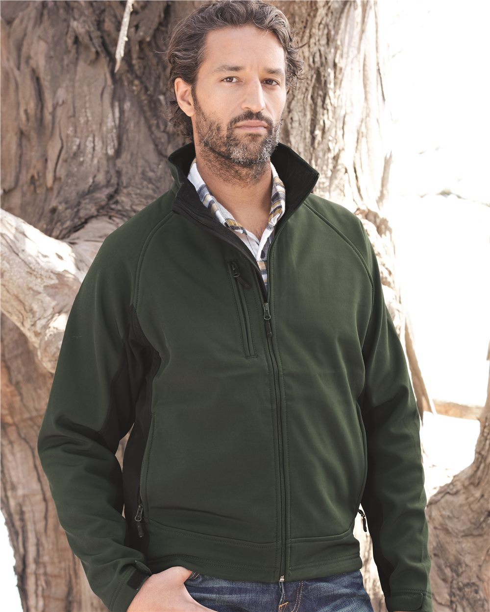 Stormtech CXJ-1-Bonded Thermal Soft Shell Jacket with Dupont Teflon