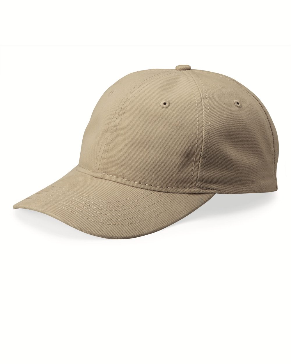 Valucap VC250-Unstructured Heavy Brushed Twill Cap with Velcro