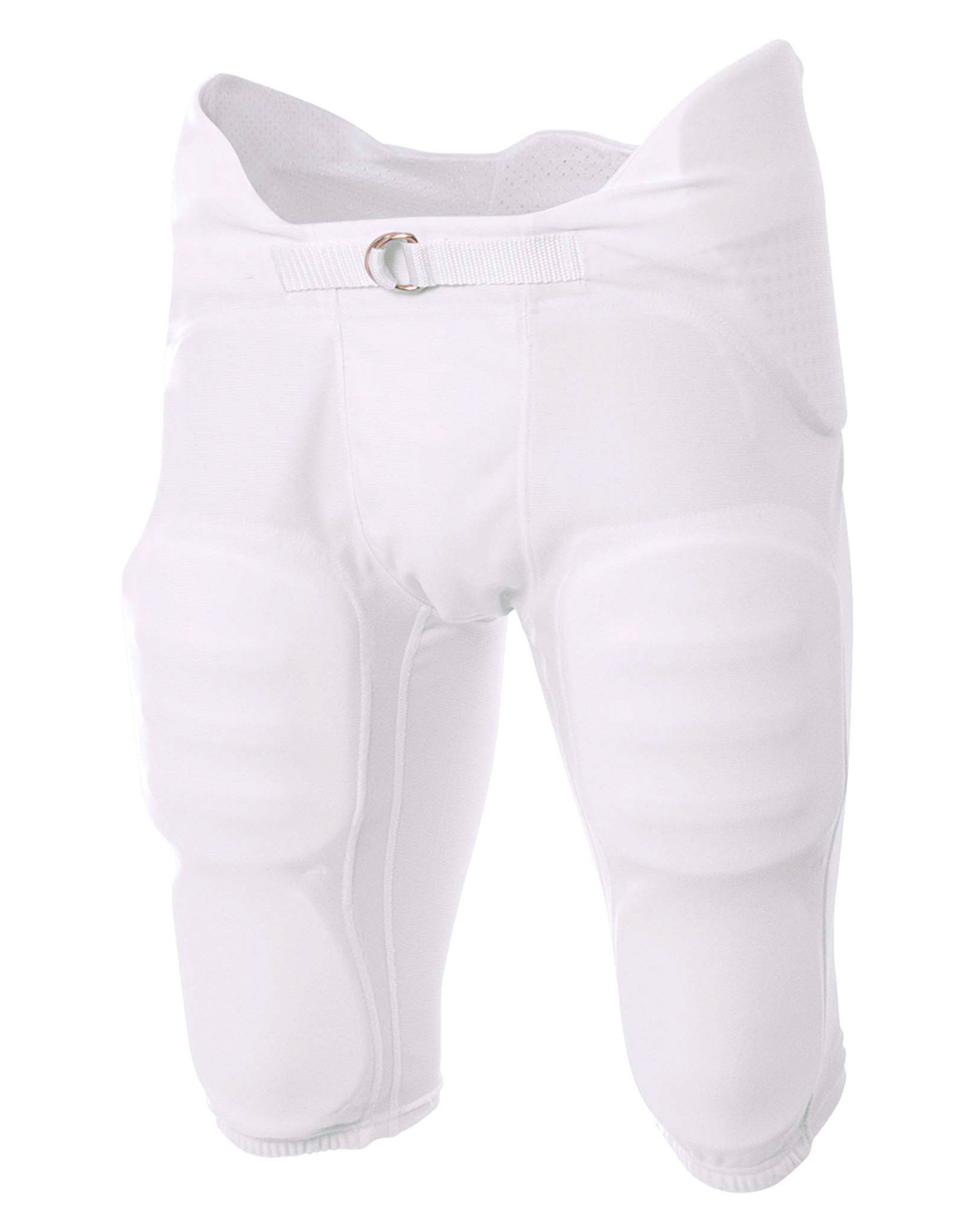 A4 Drop Ship NB6180 - Youth Flyless Integrated Football Pants