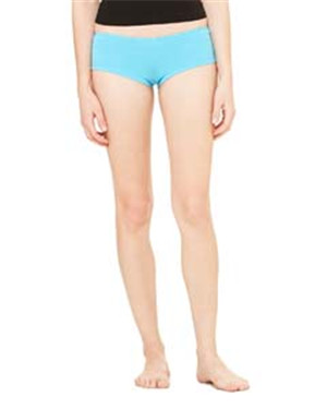 Bella Women's Cotton/Spandex Shortie Panties B491