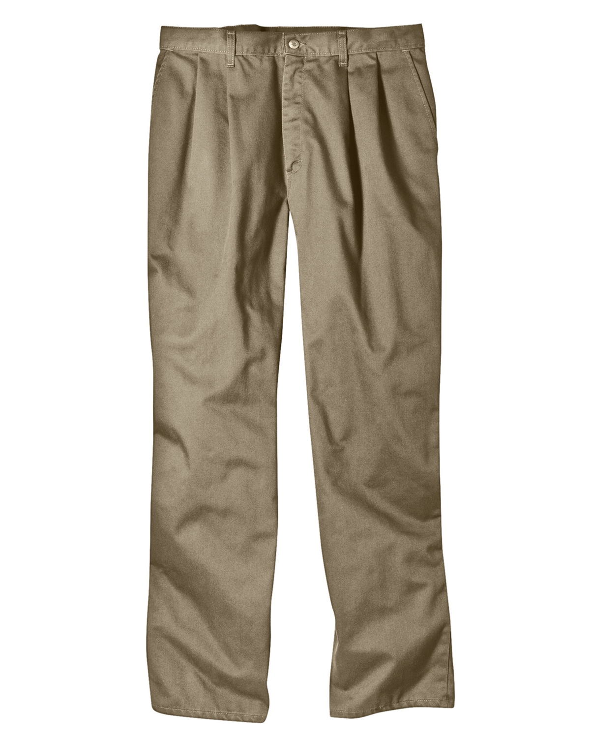 Dickies Drop Ship - WP114 Relaxed Fit Cotton Pleated Front Pant
