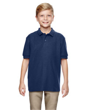 Gildan G728B - DryBlend Youth 6.3 oz. Double Pique Sport Shirt