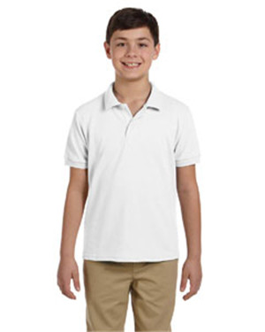 Gildan G948B Youth  6.5 oz. DryBlendPiquSport Shirt