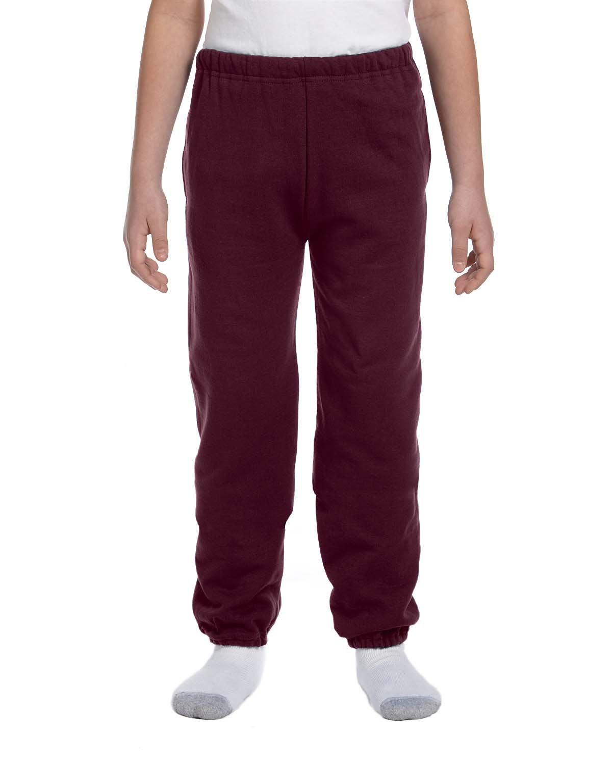 JERZEES 4950BP-Youth Sweatpant With Pockets
