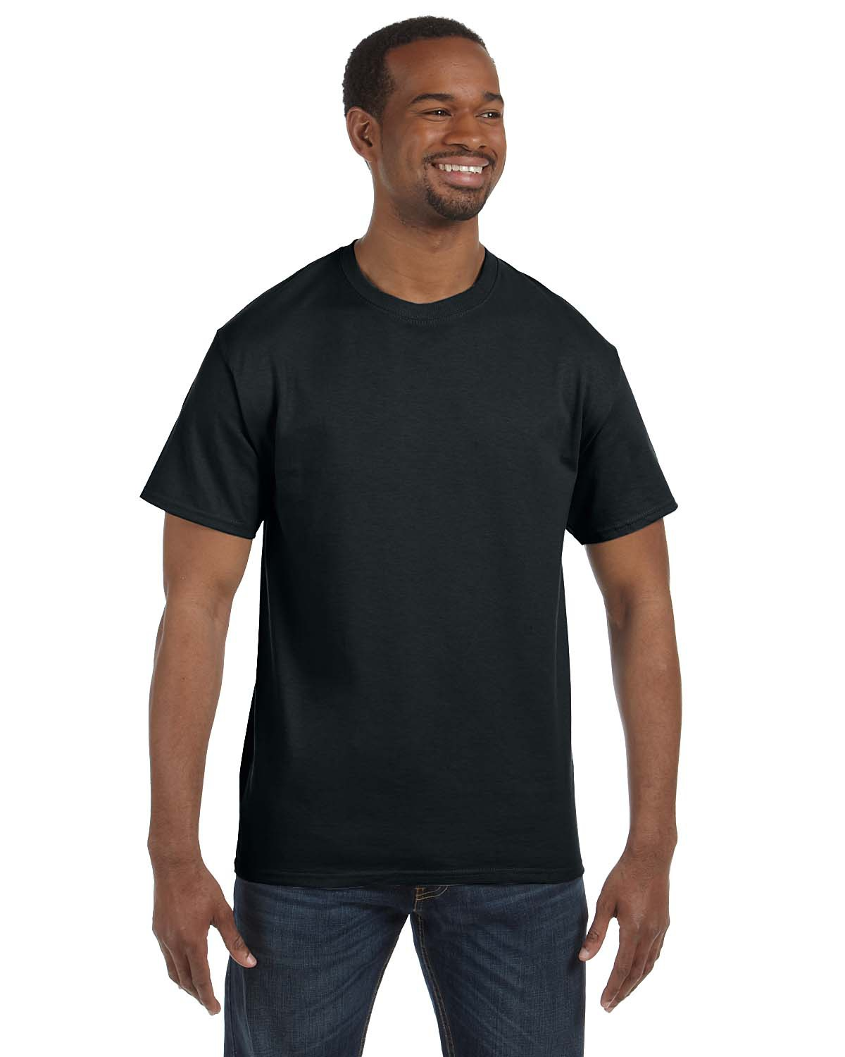 Jerzees 29M  Men's Heavyweight 5.6 oz., 50/50 Cotton/Poly T-Shirt
