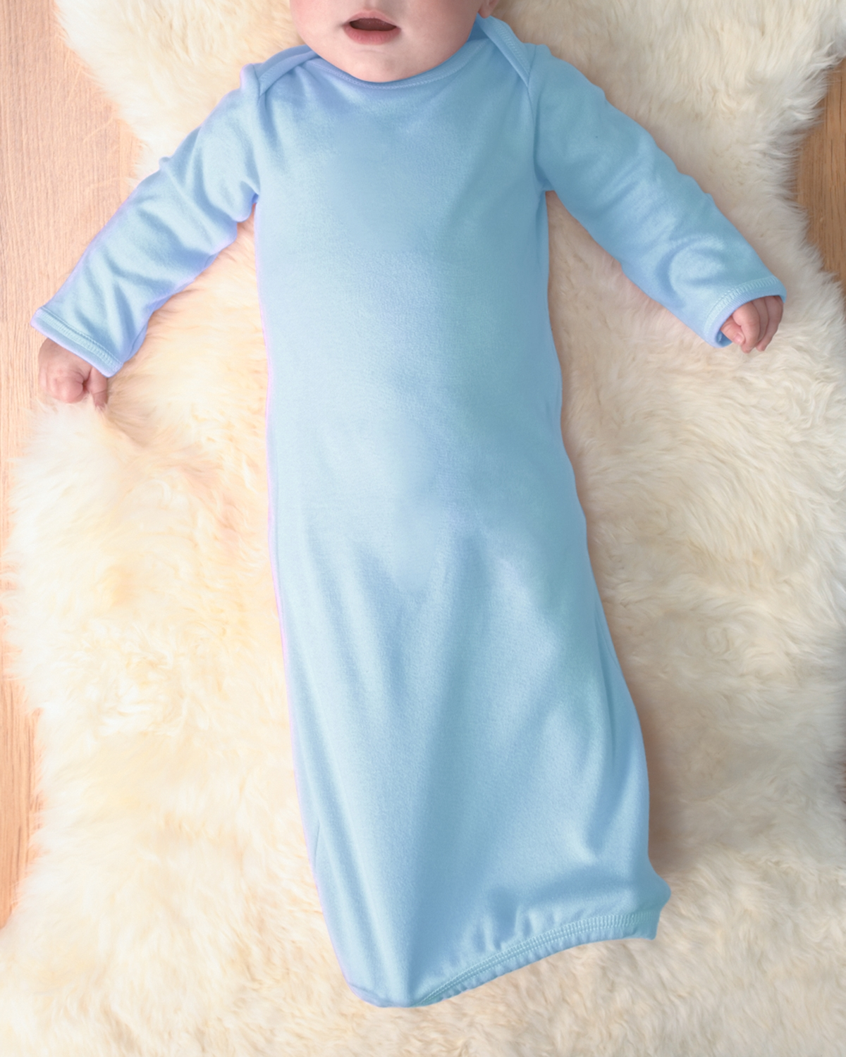 Rabbit Skins 4406 - Infant Baby Layette