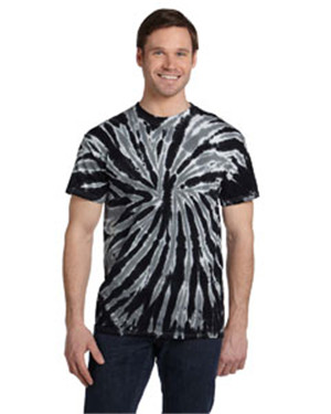 Tie-Dyed CD100 - 5.4 oz., 100% Cotton Twist Tie-Dyedd T-Shirt