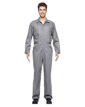 Walls Drop Ship 62401T - Unisex Flame-Resistant Contractor Coverall 2.0 - Tall