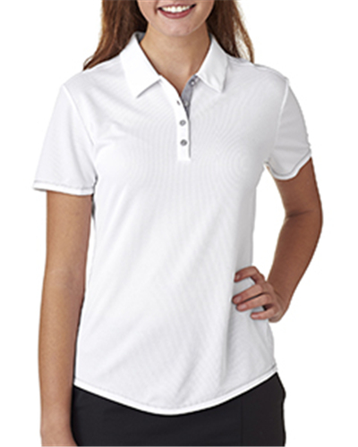 adidas A222 - Ladies' climacool® Mesh Color Hit Polo