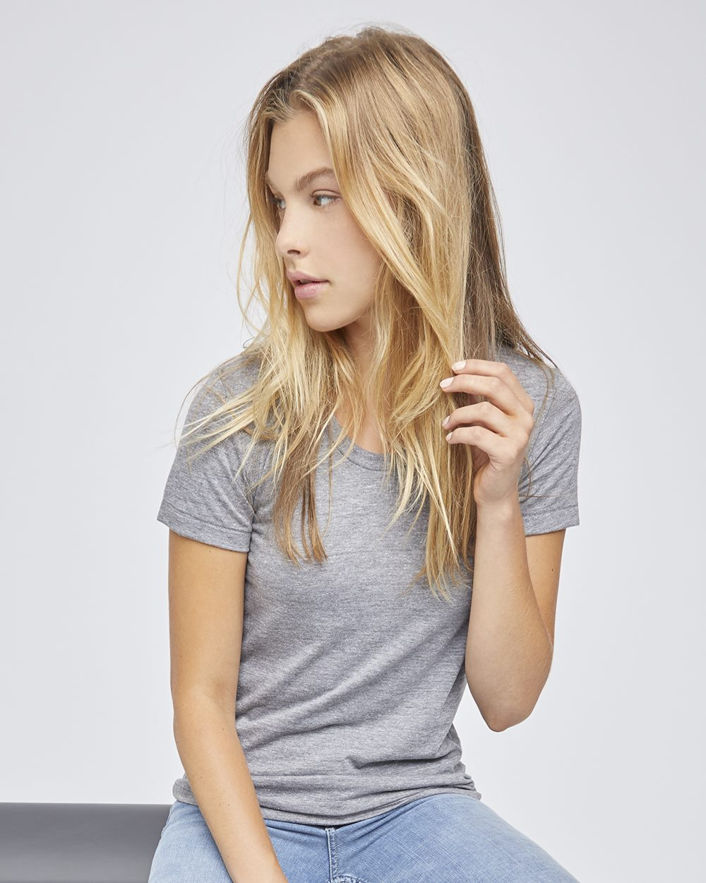 American Apparel TR301W - Women's Triblend T-Shirt