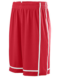 Augusta Drop Ship 1186 - Youth Wicking Polyester Shorts with Mesh Inserts