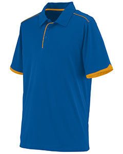 Augusta Drop Ship 5041 - Adult Wicking Snag Resistant Polyester Sport Shirt