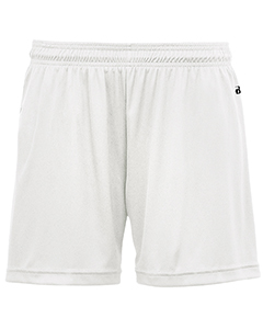 "Badger Sport B2116 - B-Core Girls 4"" Performance Shorts"