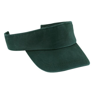 Cobra VIS-V - Premium Washed Twill Visor