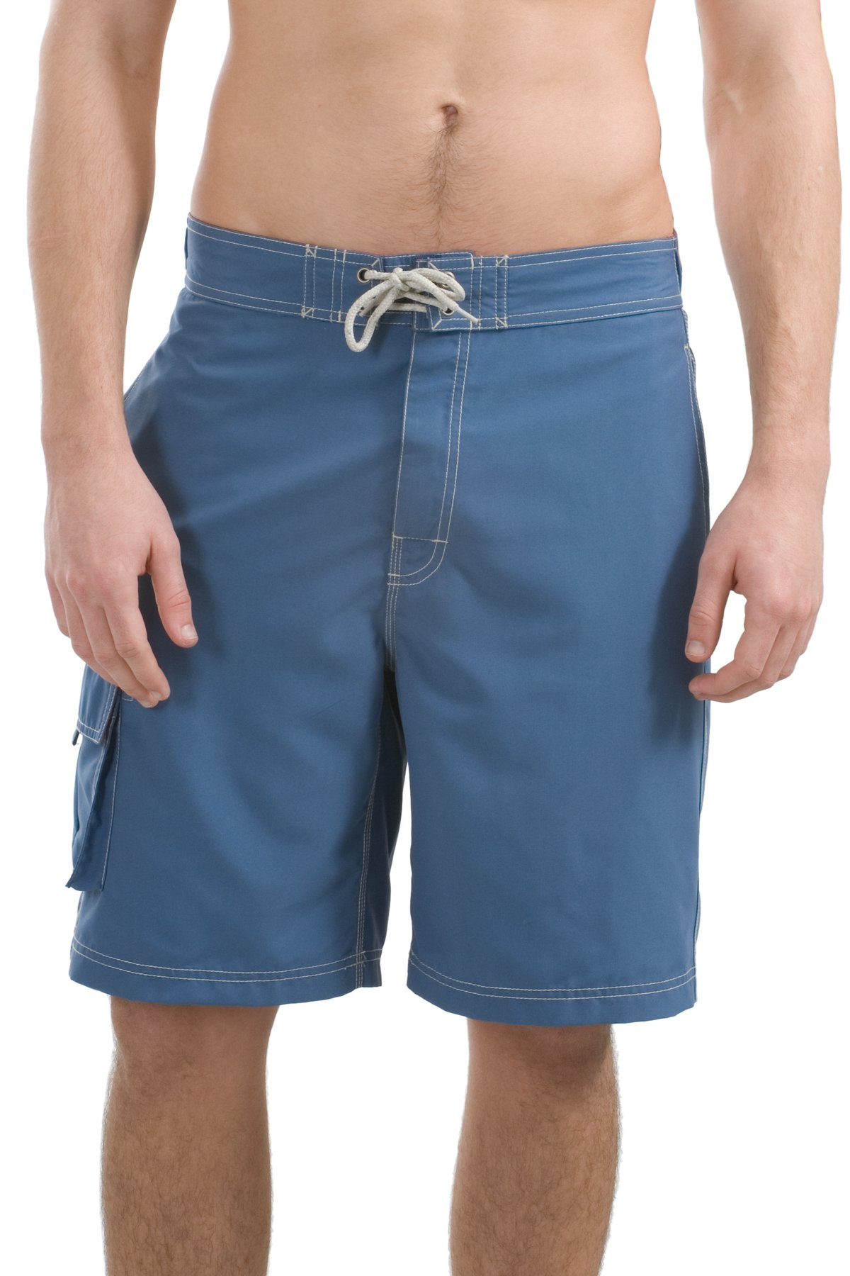 DISCONTINUED District  DT405 - Contrast Waist Boardshorts