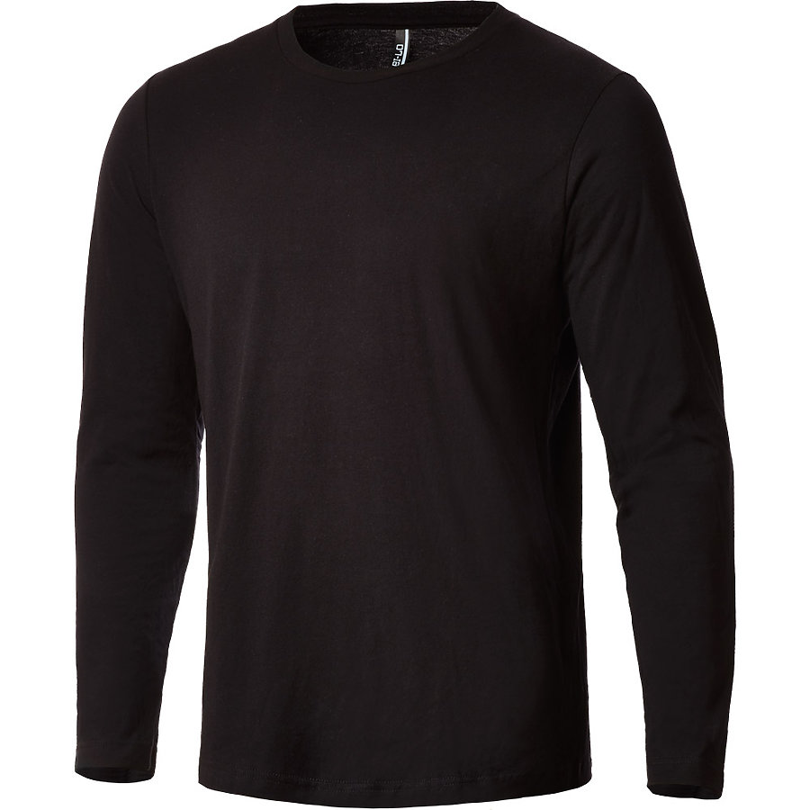 Ei-Lo 3601 - Vibe Long Sleeve Tee Unisex Premium Cotton