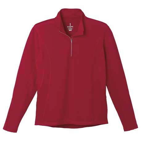 Elevate TM17807 - Men's Caltech Knit Quarter Zip