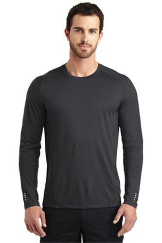 OGIO OE321 - Long Sleeve Pulse Crew