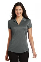Port Authority® L576 - Ladies Trace Heather Polo