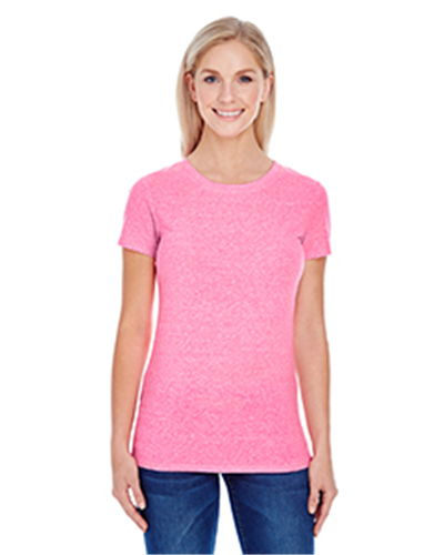 Threadfast Apparel 202A - Ladies' Triblend Short-Sleeve T-Shirt