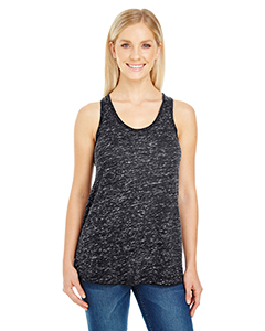 Threadfast Apparel 204FR - Ladies' Blizzard Jersey Racer Tank
