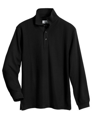Tri-Mountain Performance 615 - Enterprise men's long sleeve shirt