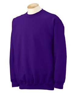 Gildan 18000  7.75 oz., 50/50 Fleece Crewneck Sweatshirt